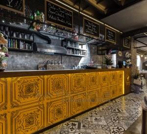 Pandora Cafe Restaurant Dekorasyon, cafe dekorasyon, restaurant dekorasyonları