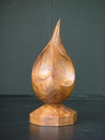 Sculpture contemporaine - Goutte d'Amour