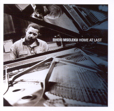 Bheki Mseleku - Home At Last album sleeve