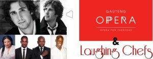 Gauteng Opera pays tribute to Josh Groban at Laughing Chefs