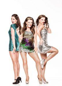 Glitter Girls - photo by Sean Laurenz