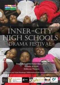 Inner-City High Schools Drama Festival