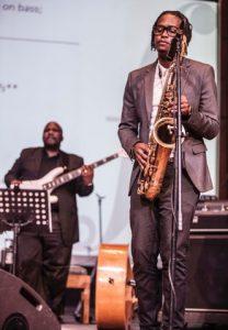 Jazz winner Linda Sikhakhane