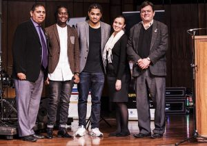 SAMRO Overseas Scholarships Competition Jazz Finalists