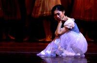 Margaret Severin-Hansen in Giselle's heartbreaking last moment