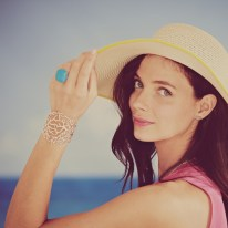 TURQUOISE STATEMENT RING 2