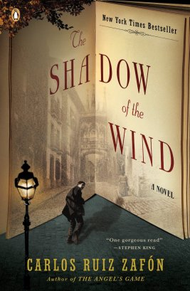 The Shadow of the Wind by Carlos Ruiz Zafon, Lucia Graves