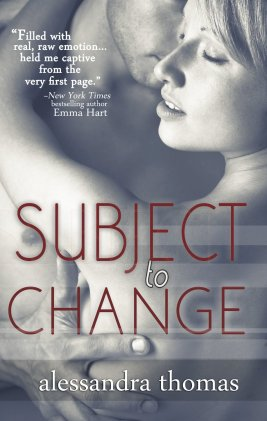Subject to Change by Alessandra Thomas