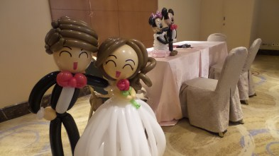 Wedding balloon decoration singapore