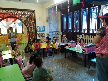 Birthday party in singapore