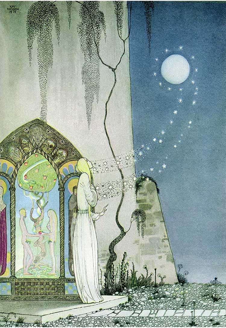 Image result for kay nielsen