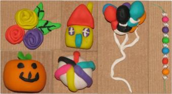 Play doh craft