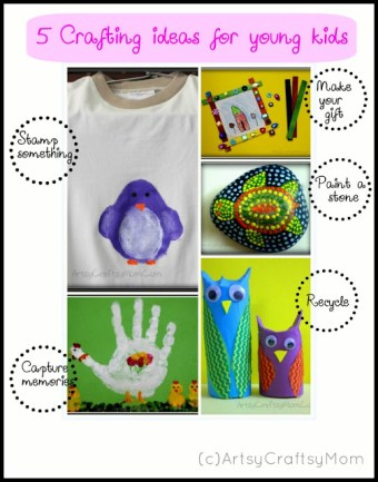 5 Craft ideas for Young Kids - Women's Web
