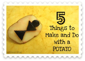 5 Fun Things To Make And Do With A Potato