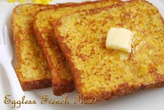 Yummy-Tummy-Wednesday – easy cheesy pasta & eggless french toast