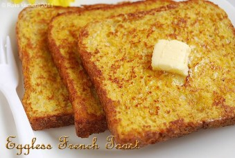 Yummy-Tummy-Wednesday – easy cheesy pasta & eggless french toast