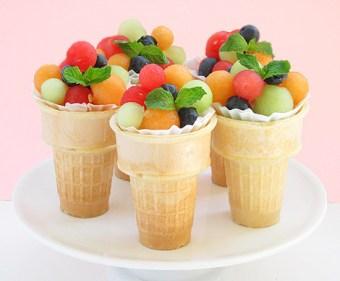 Yummy-Tummy-Wednesday-Fruit Salad & Fruit Popscicles