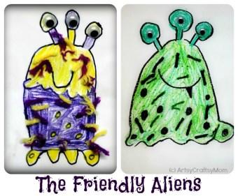 Friendly Aliens