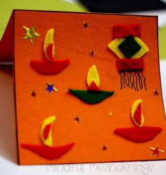 Diwali crafts from the artsy-craftsy home