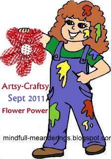 Artsy-Craftsy-September