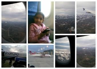 Aeroplane ride