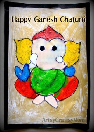 Ganesha Special – Craft Class 14