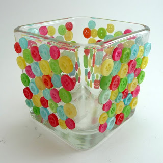 Button craft ideas from the web