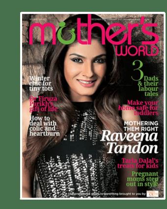 Mother's world – Dec 2012 , Feb 2013 edition