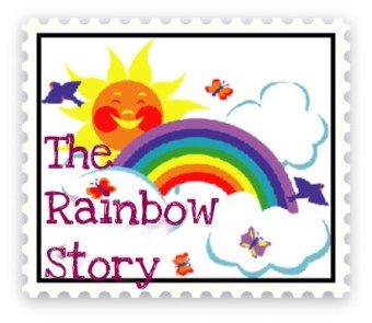 Rainbow story - How the rainbow got its colors