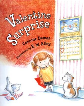 Book Worm Fridays – Valentine's day