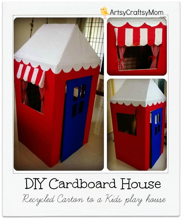 DIY-Cardboard-House