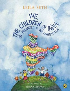 We the Children of India - The Preamble to our Constitution - Book review