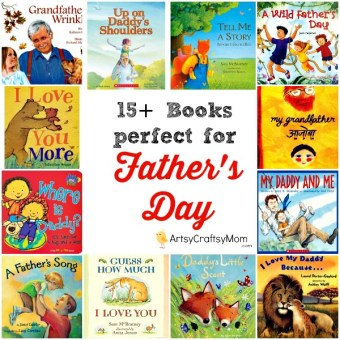 Books perfect for father's day