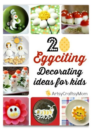 20 Egg Decoration ideas