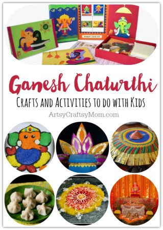 11 Ganesh Chaturthi Crafts and Activities to do with Kids