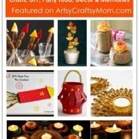 100+ Diwali Ideas - Cards, Crafts, Decor, DIY and Food