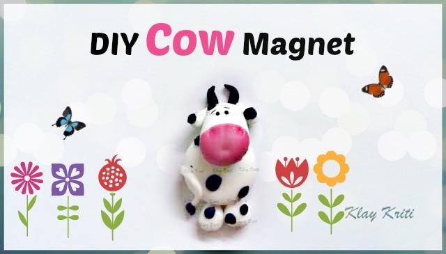 DIY-Air-Dry-Clay-Cow