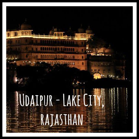 Udaipur Lake City