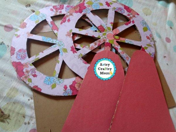 Valentine Ferris Wheel craft 02