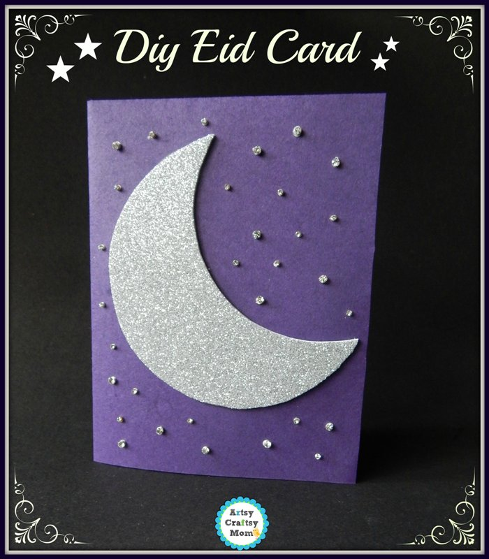 diy eid card