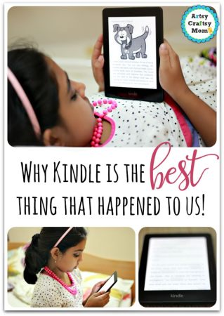 Why Kindle is the best thing that happened to us!
