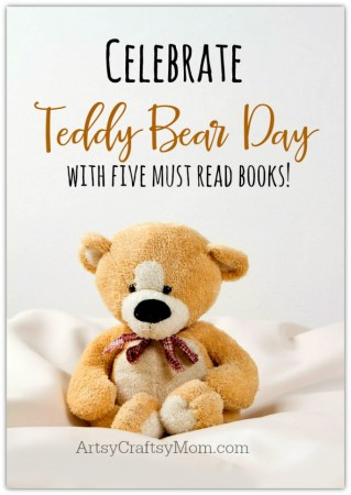 Teddy Bear Day – five must read books!