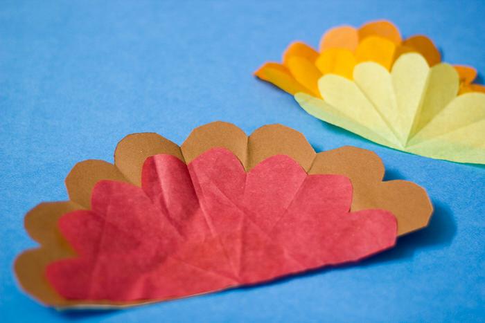 tissue paper turkey-8036