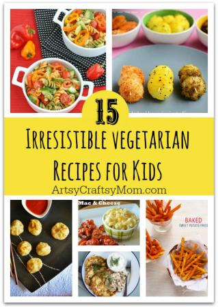 15 Recipes That Will Make Your Kids Love Vegetables