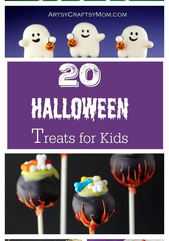 20 Absolutely Adorable Halloween Treats for Kids2-001