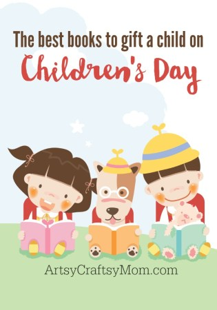 The best books to gift a child this Children's Day