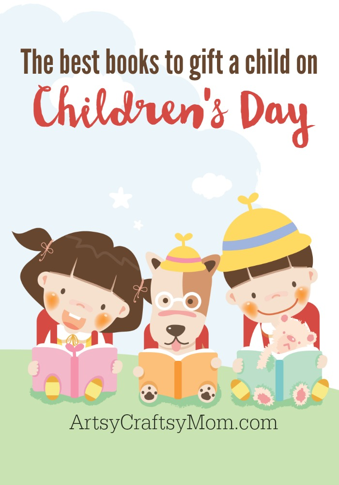 The best books to gift a child on Children's Day