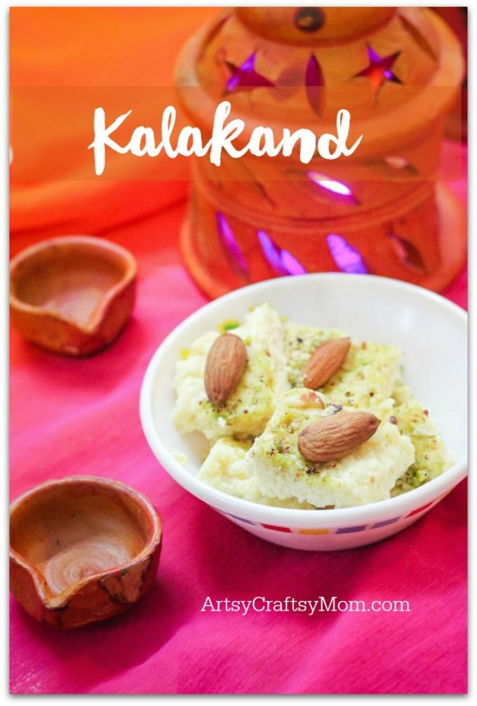 Instant kalakand- 4 Easy & Quick Diwali Sweet Recipes- Make quick Diwali Sweets Recipes like Nariyal ladoo, besan ladoo, Instant Kalakand and Shankarpali. Perfect for conversations, laughter and family time.