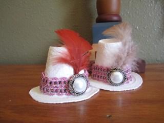 Styrofoam Cup Hats