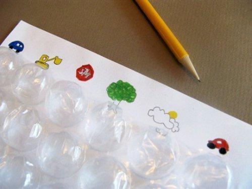 Bubble Wrap Activities